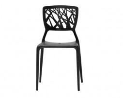 Design-stoel-zwart-viento-bonaldo