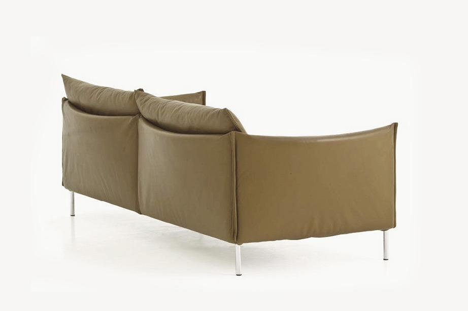 lounge sofa gentry moroso de canapee. Black Bedroom Furniture Sets. Home Design Ideas