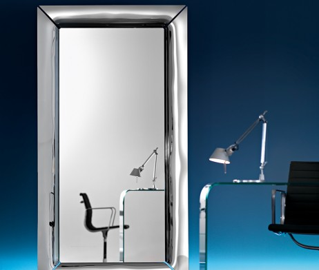 Design spiegel caadre designspiegels de canapee - Specchio philippe starck ...