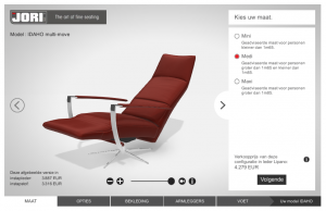 Jori relaxfauteuil configurator de canapee zitmeubelen - Stoelen kartell verkoop ...