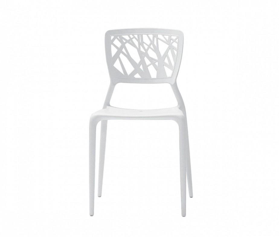 Witte Kunststof Design Stoelen.Design Stoel Viento Designstoelen De Canapee