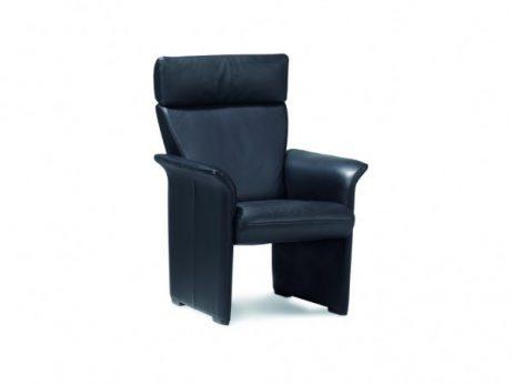 leder konia ice - fauteuil laag 2